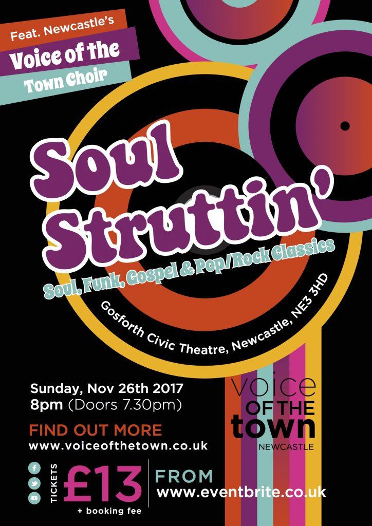 Newcastle VOTT Soul Struttin'