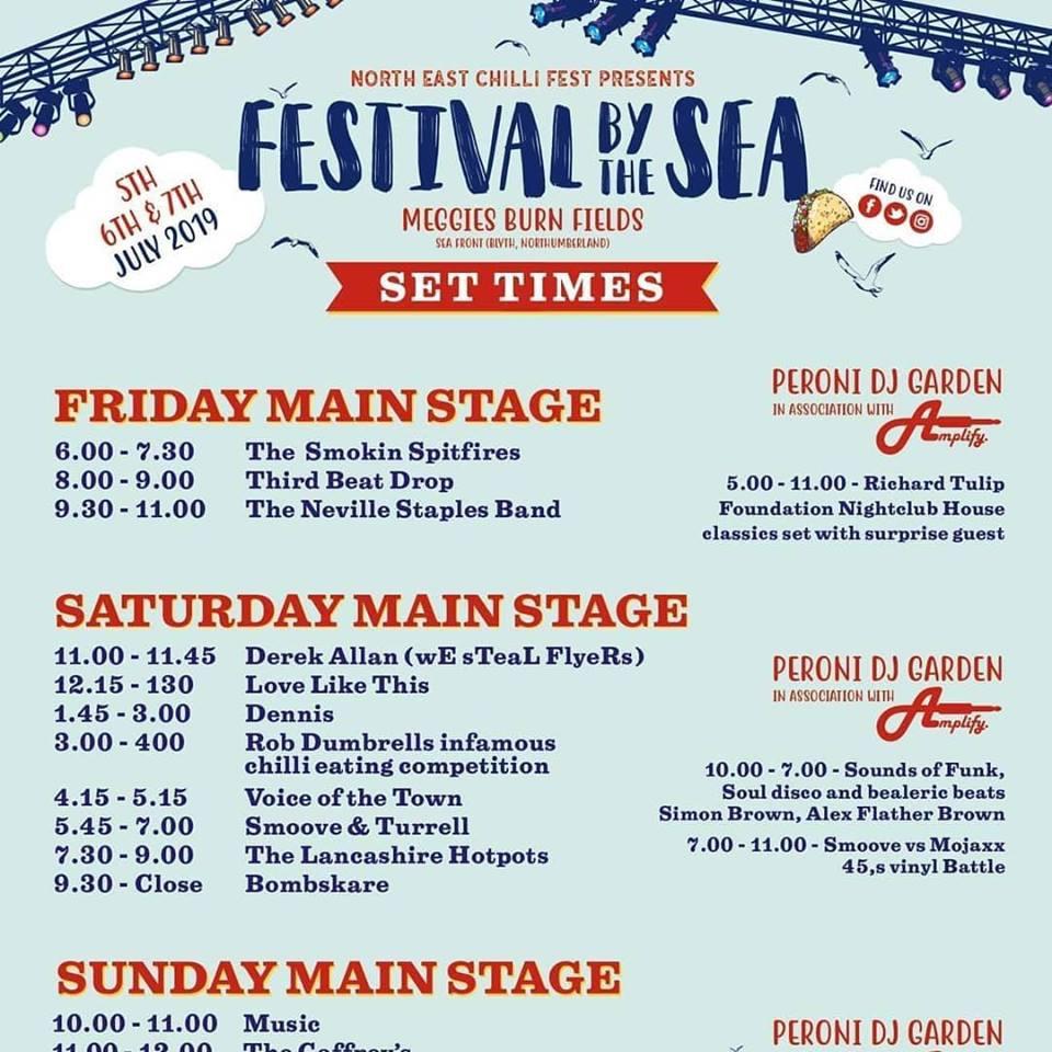 North East Chili Fest